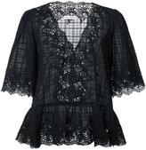 Ulla Johnson Hedda lace blouse - women - Cotton - 4
