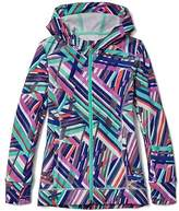 Athleta Girl Printed Warm Up Hoodie
