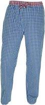 Tommy Hilfiger Men's Royal Plaid Woven Lounge Pants