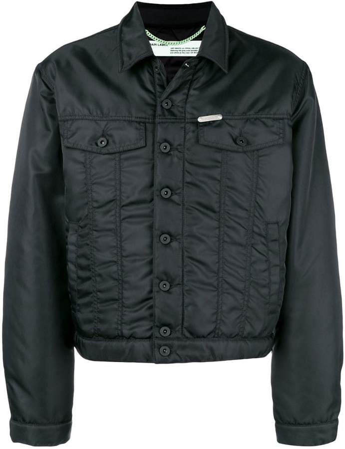 Off-White padded jacket