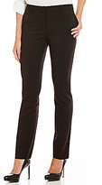 Jones New York Grace Tapered Straight-Leg Pants