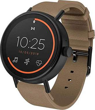 Misfit Mens Smartwatch with Silicone Strap MIS7203