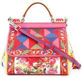 Dolce & Gabbana mini 'Sicily' Mambo print tote