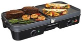 Hamilton Beach Black 3 in 1 Grill/Griddle- 38546