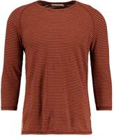 Nudie Jeans Abbe Long Sleeved Top Mantle Red/lion