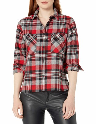 Pendleton Women's Piper Cropped Wool Shirt