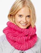 Asos Funnel Knit Snood