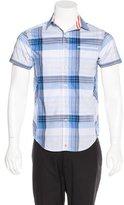 Robert Graham Plaid Woven Shirt w/ Tags