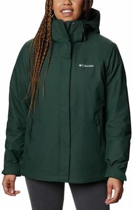 Columbia Bugaboo II Interchange Hooded Jacket - Women's