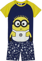 Fabric flavours Minions cotton pyjama set 3-8 years