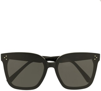 Gentle Monster Her 01 square-frame sunglasses