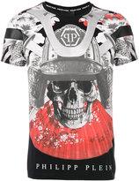 Philipp Plein skull print sports T-shirt - men - Cotton - L