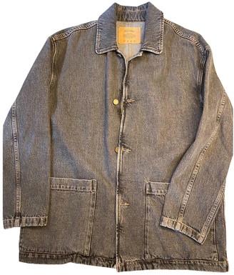 American Vintage Black Denim - Jeans Jackets
