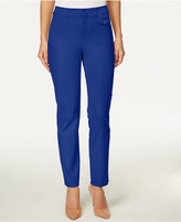 Charter Club Coin Pocket Slim Ankle Pant, Created for Macy's