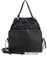 Maison Margiela Convertible Leather Crossbody Camera Bag