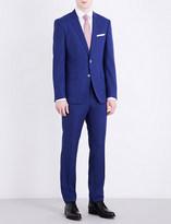 HUGO BOSS Slim-fit wool suit