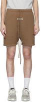 Essentials Tan Sweat Shorts