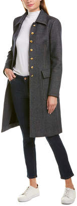 Escada Sport Wool-Blend Coat