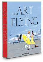 Assouline Publishing The Art of Flying Hardcover Book
