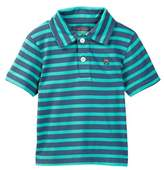 Joe Fresh Stripe Polo (Toddler & Little Boys)