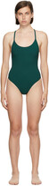 Thumbnail for your product : Lido Green Uno One-Piece Swimsuit
