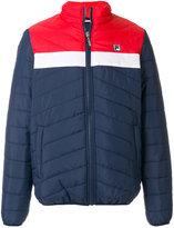 Fila padded zipped jacket