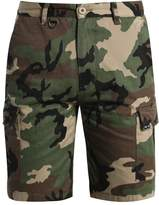 HUF FATIGUE Shorts woodland