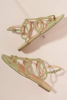 Vicenza Suede Sandals