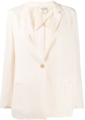 Forte Forte Loose Button Blazer