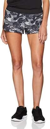 Reebok Women's Rc 2In K WVN Shorts,L