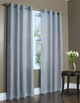 Commonwealth Home Fashions Rhapsody Lined Voile Grommet Curtain