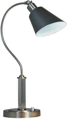 Springdale By Dale Tiffany Springdale 22.75In Multi-Direction Led Desk Lamp With Usb Charger