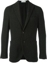 Boglioli patched pocket blazer