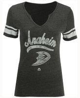 Majestic Women's Anaheim Ducks Tag Up T-Shirt