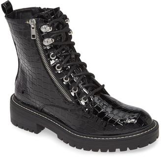 Topshop Kiki Combat Boot
