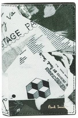 Paul Smith Printed Bill-Fold Wallet