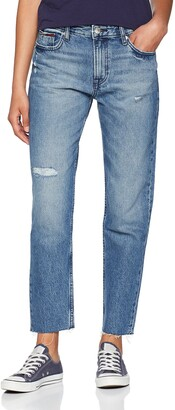 Tommy Jeans Women's High Rise Izzy Crop Jeans