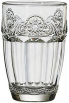 Global Amici Baroque 4-pc. Highball Glass Set