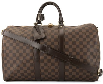 Louis Vuitton pre-owned Bandouliere 45 holdall