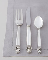 "Godinger Old Copenhagen"" 65-Piece Silver-Plated Flatware Service"