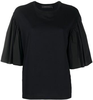 FEDERICA TOSI flared sleeve T-shirt
