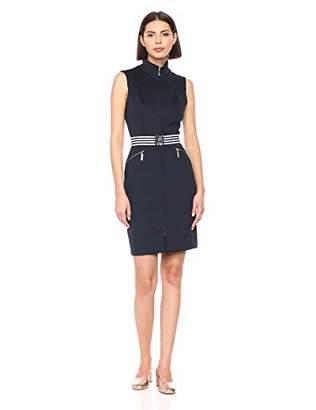 Tommy Hilfiger Women's Zip Front Zipper Pocket