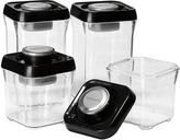 Cuisinart 8-pc. Vacuum Seal Canister Set