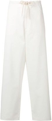 Sara Lanzi Baggy Fit Trousers