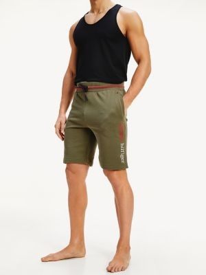 Tommy Hilfiger Drawstring Organic Cotton Shorts