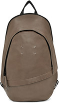 Maison Margiela Brown Leather Backpack