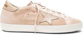 Golden Goose Deluxe Brand Suede Superstar Sneakers