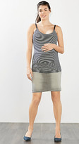 Esprit Soft stretch skirt w over-bump waistband