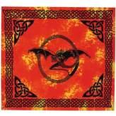 Old Glory Bone Dragon Tapestry