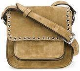 Etoile Isabel Marant Marfa crossbody bag - women - Suede - One Size